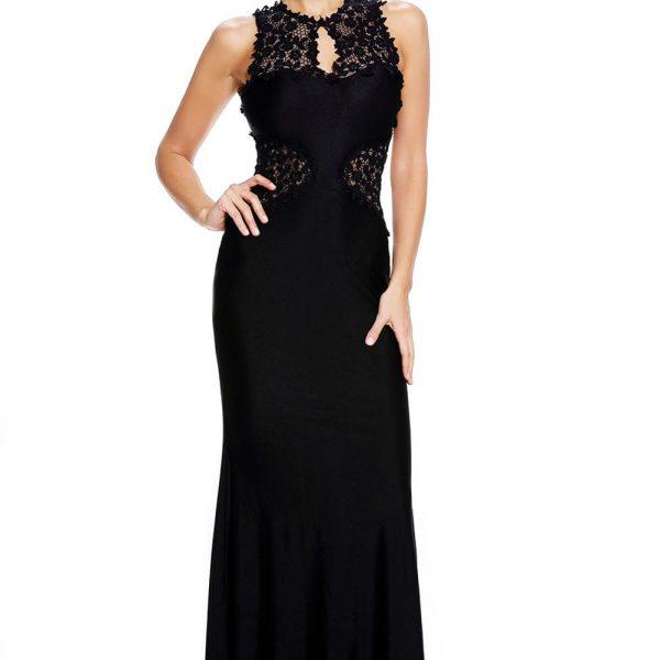 Best Sleeveless Mermaid Formal Long Black Dress - Online Store for ...