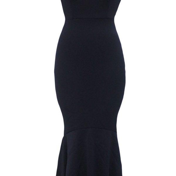 Cheap Elegant Off Shoulder Black Long Special Occasion Dresses ... 484b1baca