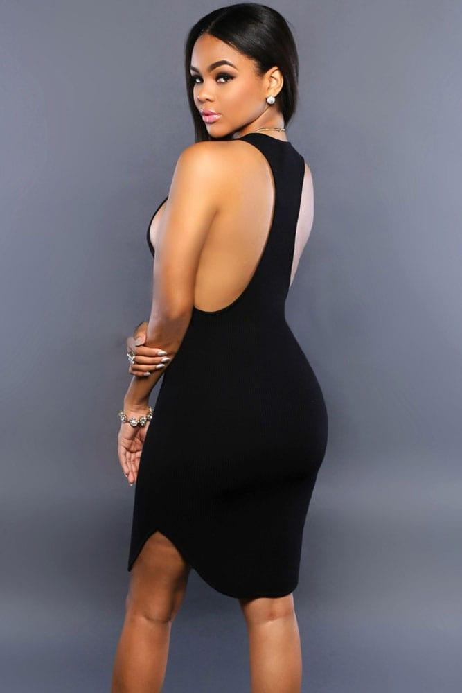Black bodycon dress near me for women sale below