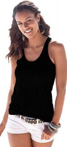 Hot Women Cotton Summer Blank Tank Tops