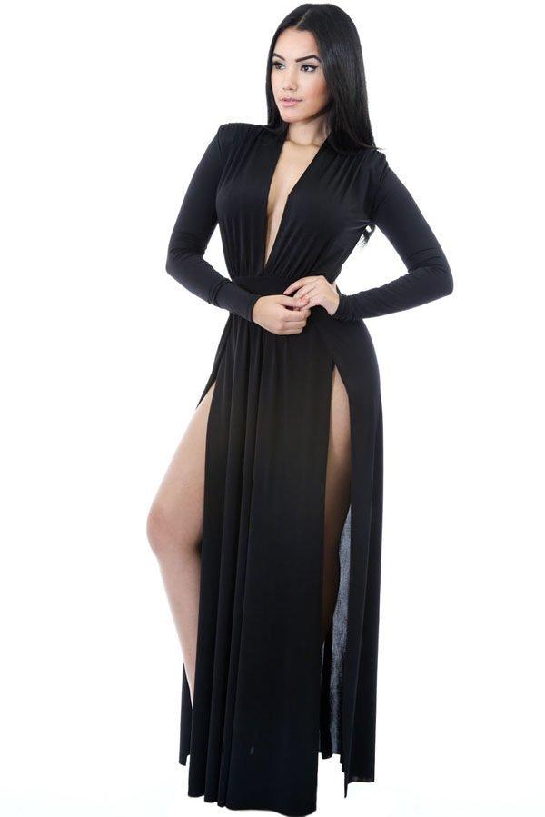 Saggy naked women-2342