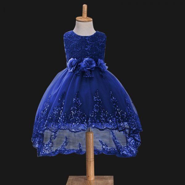 02a5702a8c6 Hualong Sleeveless Lace Wedding Flower Girl Dresses - Online Store ...