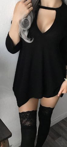 Hualong Short Sleeve V Neck Sexy Night Out Dresses