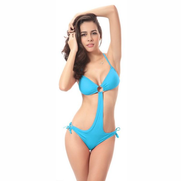 6264320f3b8ae Hualong Beach Party Sexy Single Piece Bikini - Online Store for ...
