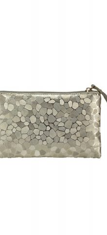 Hualong Stone Grained Champagne Cheap Womens Purses