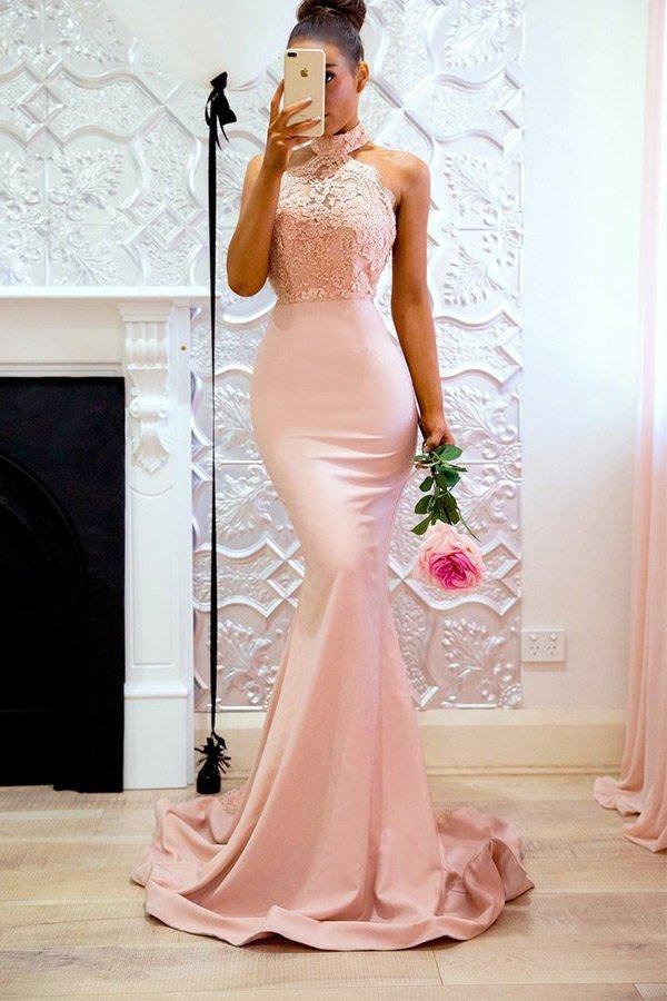 Hualong Elegant Mermaid Blush Pink Wedding Dress Online For Women Y Dresses Meta Name Keywords Content Club Evening