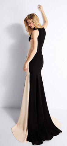 Hualong Elegant Sleeveless Petite Formal Evening Gowns