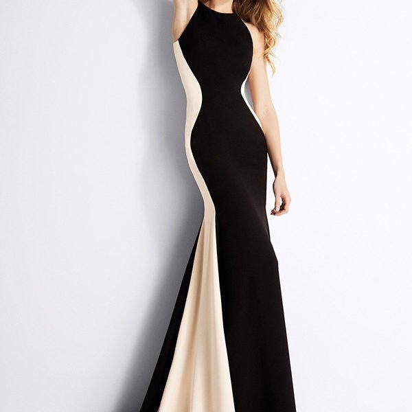 113e27a8891 Hualong Elegant Sleeveless Petite Formal Evening Gowns - Online ...