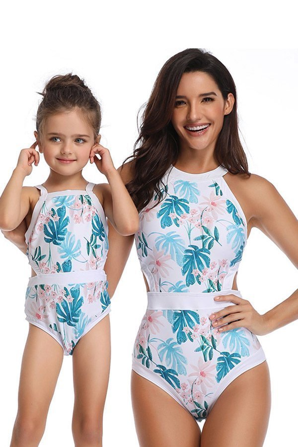 a2cd4f533e2e2 Mom And Daughter Matching Swimwear with free shipping meta name ...
