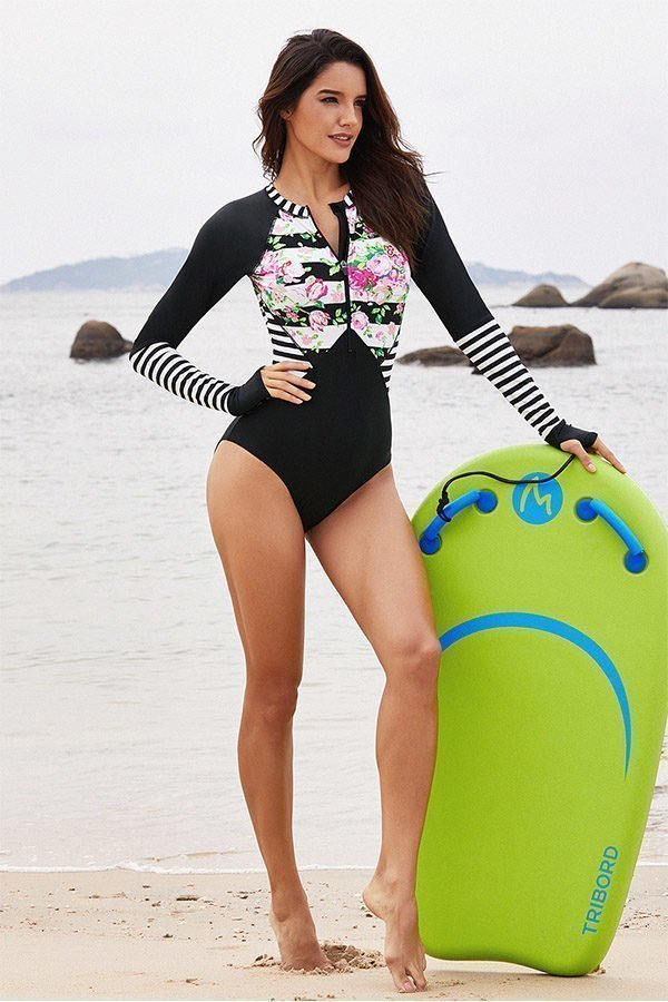 d9adba23a8bd78 Womens Rash Guards with free shipping and over 55% off<meta name ...