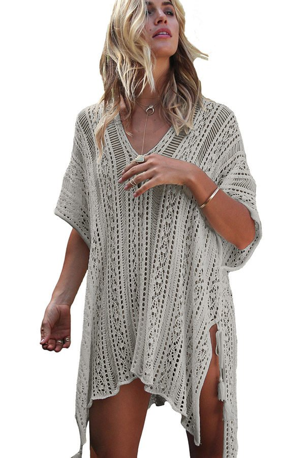 3cd074a8b5 Crochet Beach Cover Up with free shipping and over 65% OFF<meta name ...