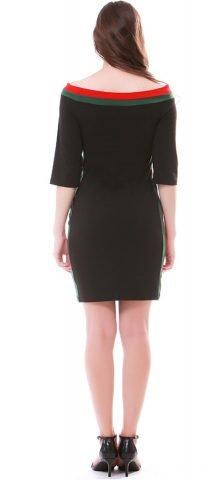 Hualong Cute Off The Shoulder Printed Short Sleeve Summer Dresses